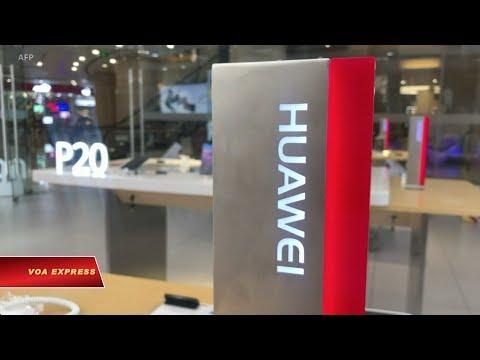 Huawei phản pháo lệnh cấm của Mỹ (VOA)