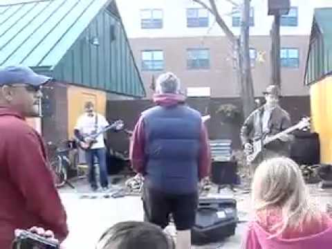 """Dave Bailin & the Bailouts, Rolling Stones cover """"Dancing with Mr. D"""""""