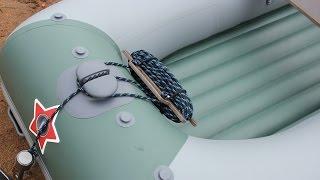 Веревка для лодочного якоря