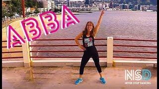 ABBA FLASH MOB CHOREOGRAPHY (DANCING QUEEN, WATERLOO, MAMMA MIA)