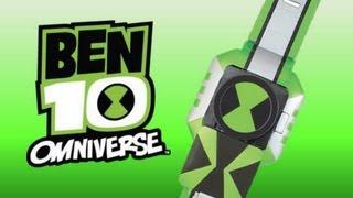 Ben 10: Omnitrix Touch Unboxing