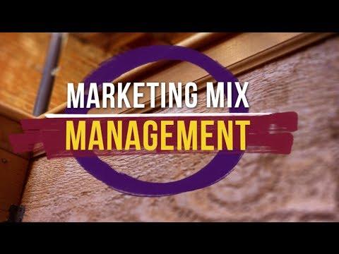 Entrepreneurial Marketing: Marketing Mix Management
