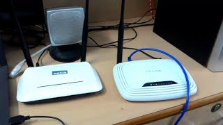 Using Router as a Repeater - Easy Steps