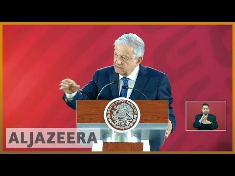 🇲🇽 Mexico's president to choose head of force l Al Jazeera English