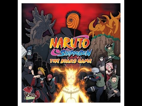 Naruto Shippuden TBG review