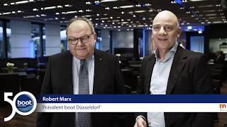 Werner M. Dornscheidt und Robert Marx