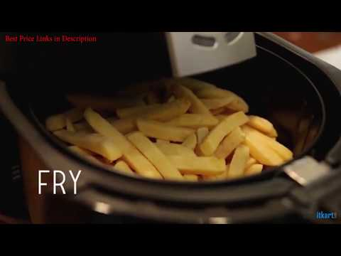 Air Fryer by Cozyna (3.7QT) with airfryer cookbooks (over 50 recipes) Review