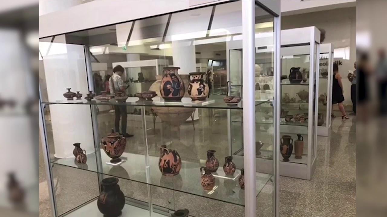 Youth Guide for Durres 2019 Spoti i Muzeut Arkeologjik