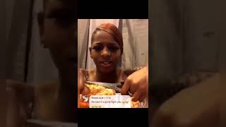 Daughter EMBARRASSED Mom on Facebook Live