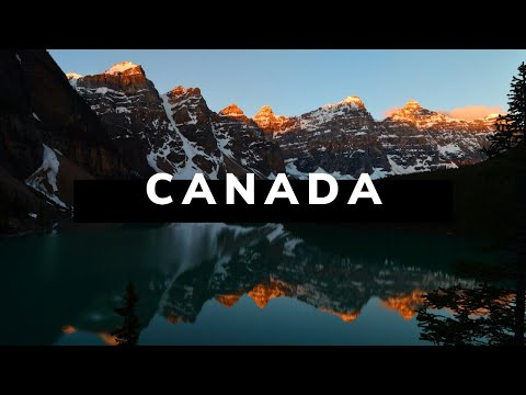 CANADA TRAVEL DOCUMENTARY - Road Trip from BC to Alaska