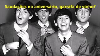 The Beatles - Sixty Four (legendado)