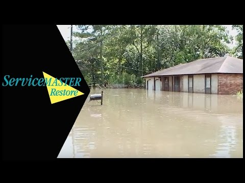Flood damage can happen in moments. That's why the trained experts at ServiceMaster Restore are here to provide guidance, care, and help to those in need.