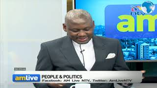 Otiende Amollo reacts to ex MP Wambui's appointment