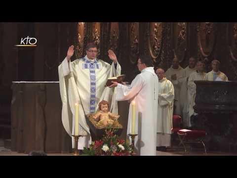 Messe du 1er janvier 2017