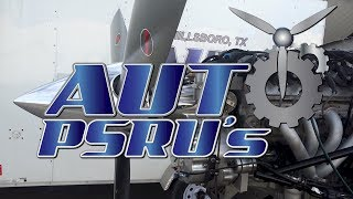 RV Aircraft Video - AutoPRSU Auto Engine Adapters for Experimental Aircraft