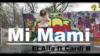 EL Alfa Ft Cardi B  Mi Mami || ZUMBA® & DANCE || Choreography By BECHIR BEN DHIEF*