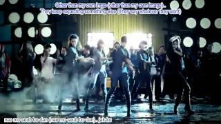4Minute (포미닛) - HUH [Eng + Romanization]