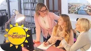 Frauenquote in Deutschland: Wäre eine Frauenquote diskriminierend? | SAT.1 Frühstücksfernsehen | TV