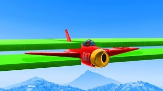 99% IMPOSSIBLE FLIGHT TEST - GTA 5 Funny Moments