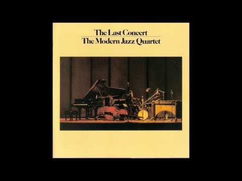 Modern Jazz Quartet - Blues In A Minor
