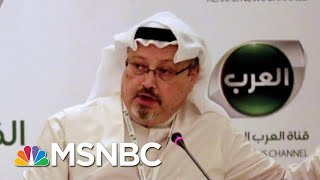 Donald Trump Admin Pressured After Washington Post Columnist Goes Missing | The Last Word | MSNBC