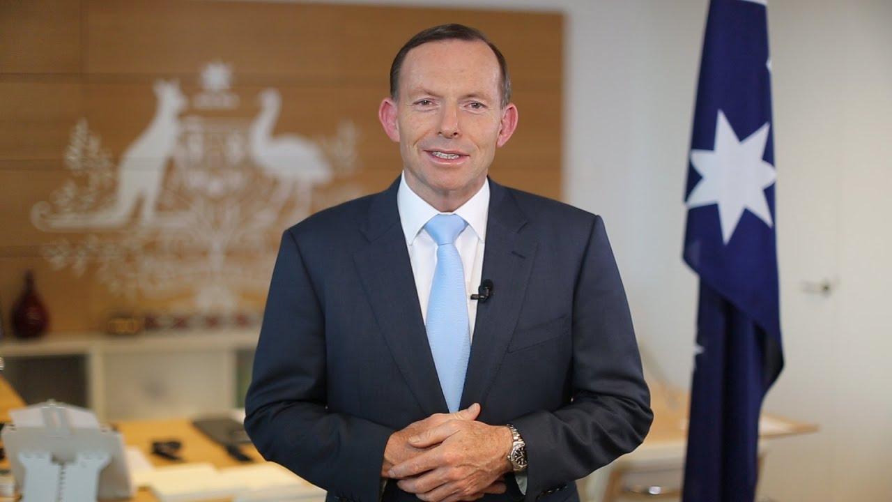 Watch PM Tony Abbott Justify Government's Data Retention Scheme