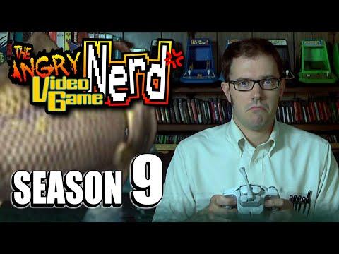 Angry Video Game Nerd - Season 9 (AVGN Full Season Nine)