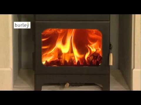 Burley Fireball™ Hollywell Wood Burning Stove