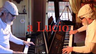Lucio Battisti 'Vento nel vento', cover di Tino Carugati