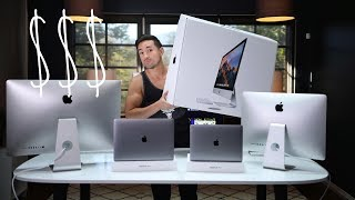The Massive $9,000 Apple Unboxing