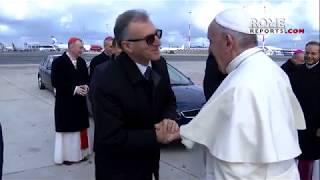Viaje apostólico del Papa Francisco a Tailandia y Japón