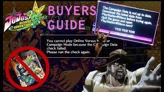 JoJo's All Star Battle: Buyers Guide