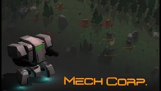 MechCorp coming soon to steam. And trailer!
