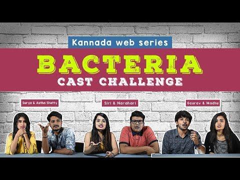BACTERIA - Cast Challenge