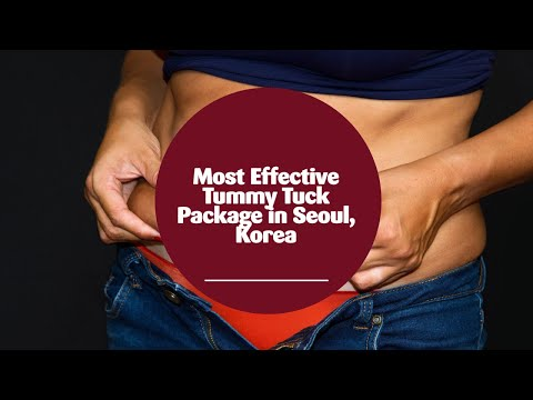 Most-Effective-Tummy-Tuck-Package-in-Seoul-Korea