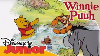 Freundschaftsgeschichten mit Winnie Puuh: Ruhs Ausflug | Disney Junior