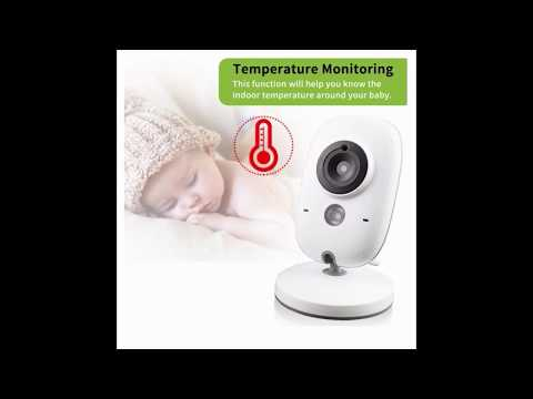 Baby Video Monitor Review # Babykam Baby Video Monitor+ Babykam Baby Video Monitor IR Night Vision?+