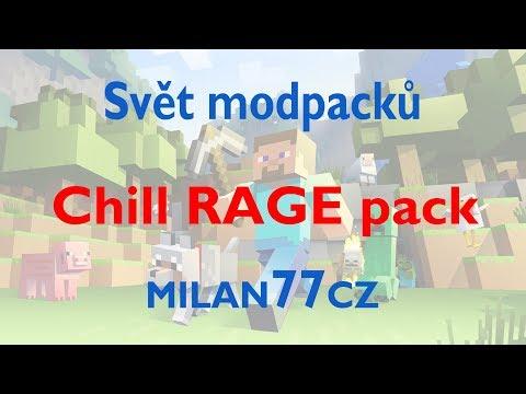 Chill RAGE pack - E01 | Objevovaní záludností modpacku |