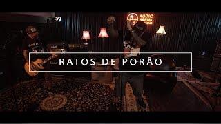 RATOS DE PORÃO – Show no AudioArena