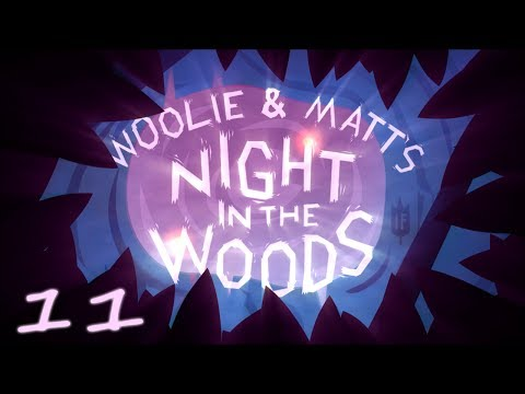 Best Friends Play Night in the Woods (Part 11)