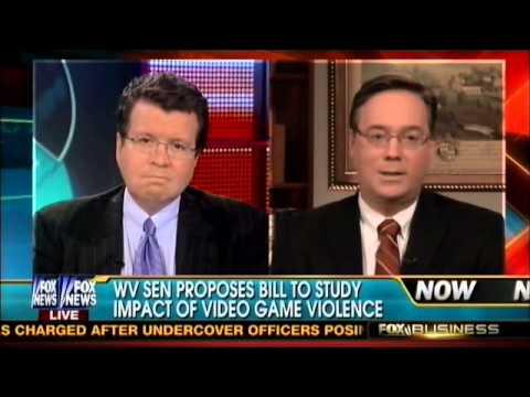 Watch The IGDA's Daniel Greenberg Defend Gaming Against Sensationalism