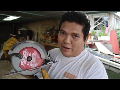 Disco Diablo para metales ferrosos - como cortar metal con sierra circular para madera