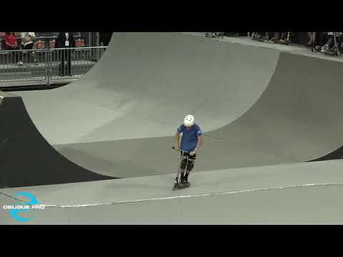 Jack McCall - ISA Junior Men's World Scooter Semi Finals 2019