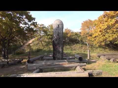 Идолы и капища Перуна в России и Украине
