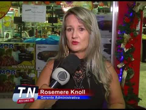 Sorteio de Premios do Supermercado Bom Retiro em Alto Taquari