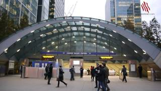 preview picture of video 'Londres: Canary Wharf'