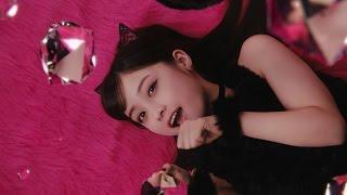 橋本環奈、セクシーな黒猫コスチューム姿披露『リップベビークレヨンリップ&アイ』WEB限定CM「黒猫カンナ」篇