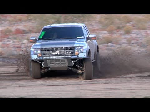 Modified Ford Raptor Truck Review