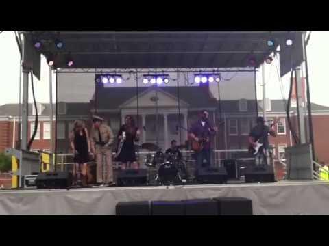 Josh Pepper Band Brown Eyed Girl