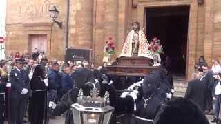 preview picture of video 'Salida del Ecce Homo Oviedo 2014'